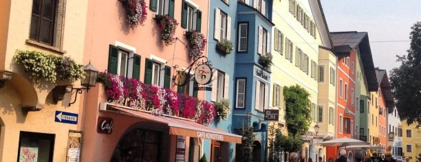 Kitzbühel is one of SoulMaiteさんのお気に入りスポット.