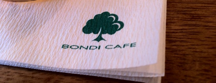 Bondi Cafe is one of Tokyo.