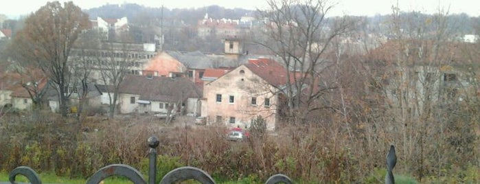 Subačiaus apžvalgos aikštelė   Subačiaus Viewpoint is one of Best of Vilnius.