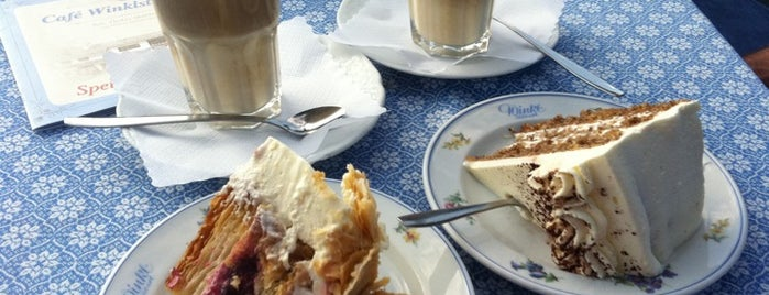 Café Winklstüberl is one of Orte, die Stevan gefallen.