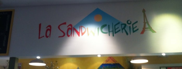 La Sandwicherie is one of Tempat yang Disukai 💫Coco.