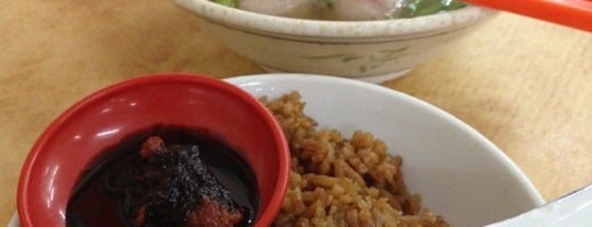 BM Yam Rice (大山脚芋饭) is one of 🚁 Malaysia 🗺.