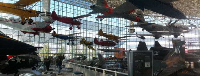 The Museum of Flight is one of Museums.