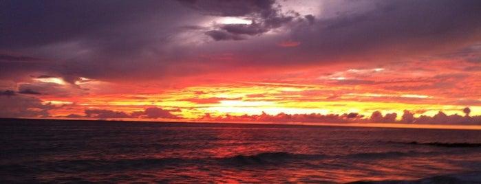 Sunset Beach is one of Untuck Thyself.
