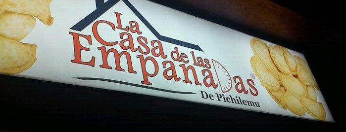 La Casa de Las Empanadas is one of por ir.