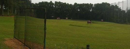 Permas Jaya Golf & Country Club is one of JB.