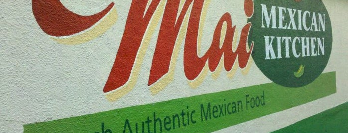 Mai Mexican Kitchen is one of Downtown LA Vegan/Vegetarian.