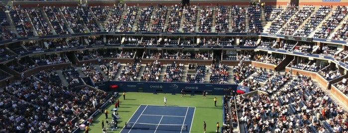 US Open Tennis Championships is one of Must-visit Stadiums in Flushing.