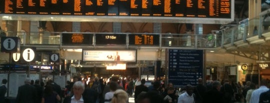 Liverpool Street London Underground Station is one of Underground Stations in London.