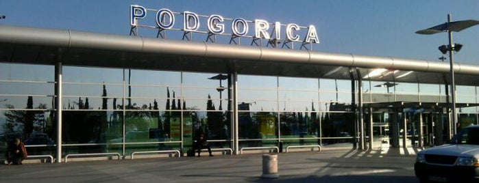 Podgorica Airport (TGD) is one of Airports - Europe.