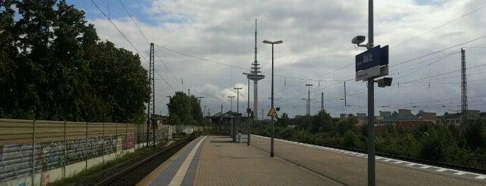 Bahnhof Bremen-Walle is one of Bahnhöfe besucht !.