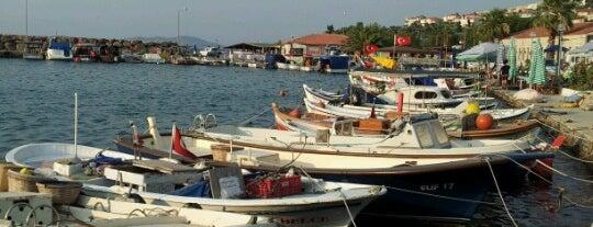 Yeni Foça Liman is one of like.