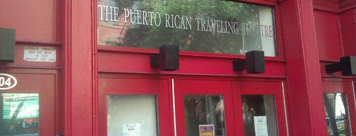 Puerto Rican Traveling Theatre is one of Ricardo J.さんのお気に入りスポット.