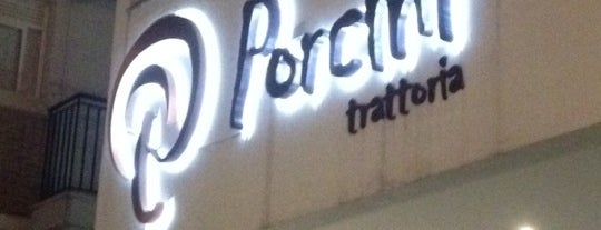 Porcini Trattoria is one of Curitiba.
