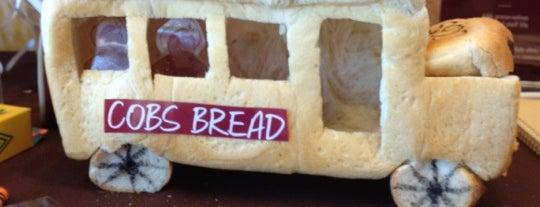 COBS Bread is one of Posti che sono piaciuti a Rico.