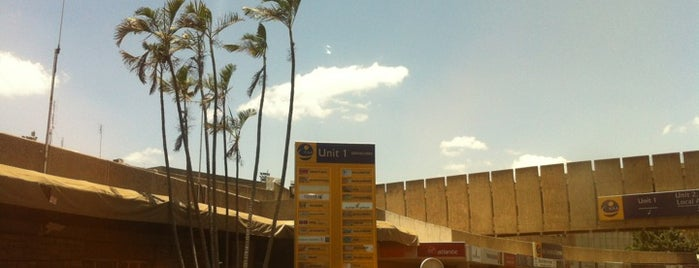Jomo Kenyatta International Airport (NBO) is one of Places With Mostly Bad Reviews.