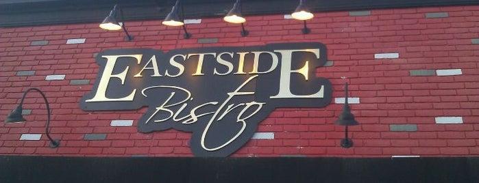 Eastside Bistro is one of Orlando.