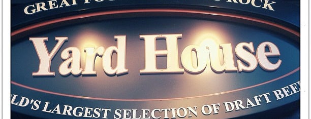 Yard House is one of Oahu: The Gathering Place.