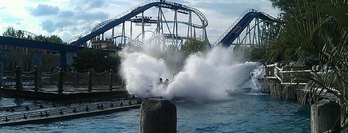 Wasserachterbahn Poseidon is one of Kevin : понравившиеся места.