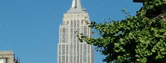 Empire State Building is one of The New Yorker's About Town.