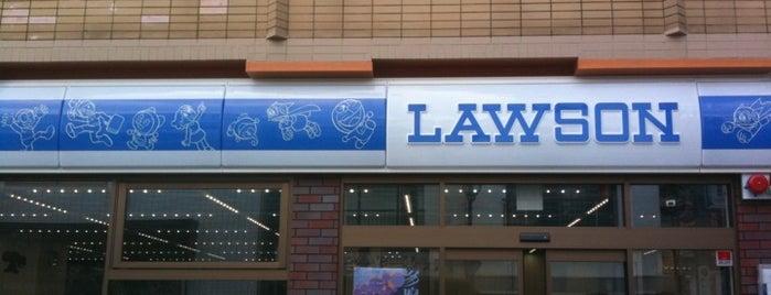 Lawson is one of 藤子・F・不二雄キャラを探せ!.