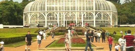 Jardim Botânico is one of Feiras livres de Curitiba.