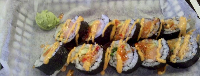 Fusian is one of Best Places to get Sushi Around Dayton, Ohio.