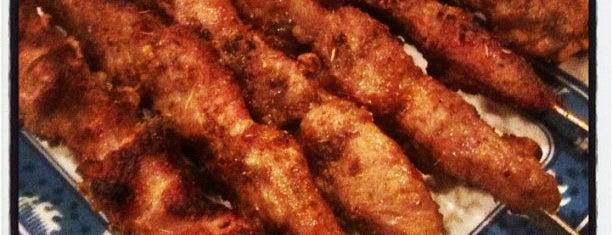 シルクロード・タリム ウイグルレストラン is one of Ethnic Foods in Tokyo Area.