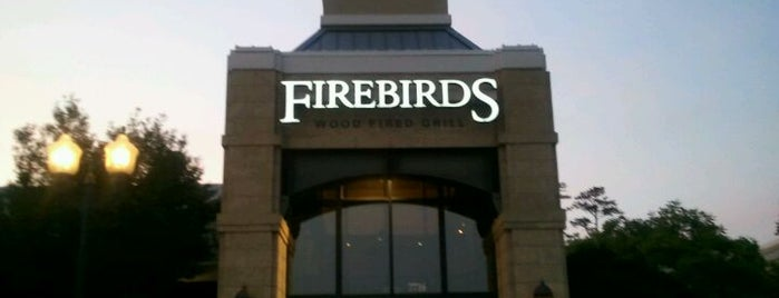 Firebirds Wood Fired Grill is one of Charlotte To-do List.
