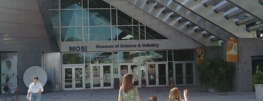 Museum of Science & Industry (MOSI) is one of Tampa.