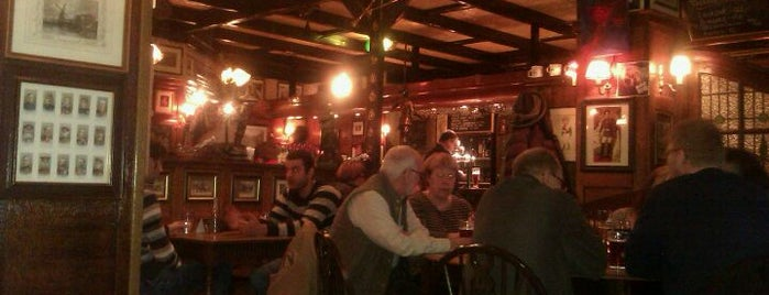 The Bishops Arms is one of Best of Lund.
