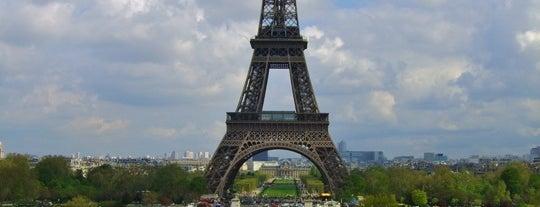 Jardins du Trocadéro is one of Lugares donde estuve en el exterior.