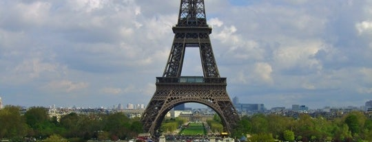 Jardins du Trocadéro is one of Paris.
