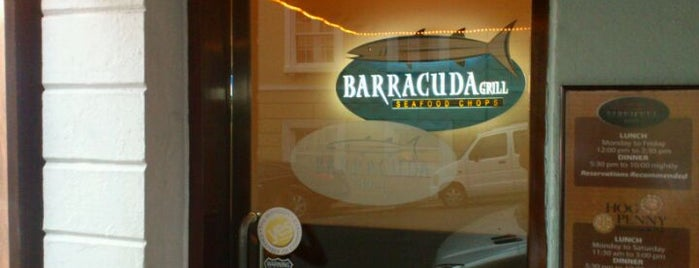 Barracuda Grill is one of Bermuda.