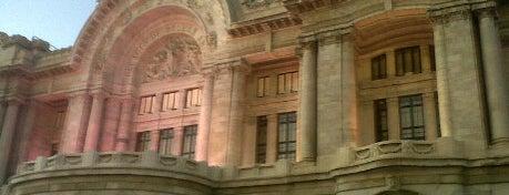 Palacio de Bellas Artes is one of Turismo en Ciudad de México.