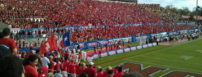 Corbin J. Robertson Stadium is one of Houston, We Support Local, Grow Together  #visitUS.
