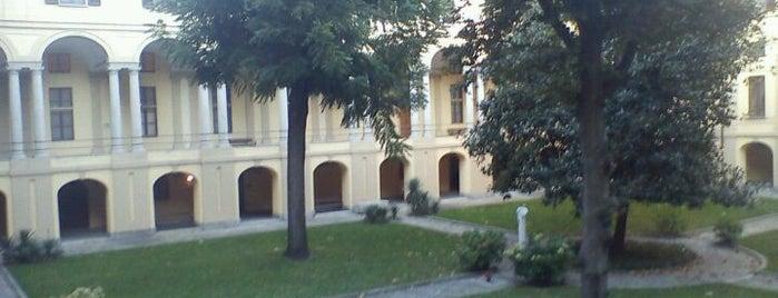 Pavia: collegi universitari