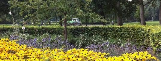 Erasmuspark is one of The Nederlands.