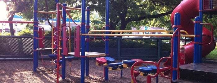 Maple Park is one of Oak Park Playgrounds.