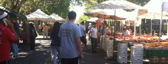 Santa Clara Farmers' Market is one of SF Bay Area - been there I.