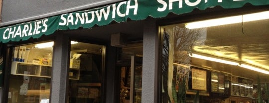 Charlie's Sandwich Shoppe is one of Jfff: сохраненные места.