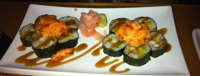 Sushi Rock is one of Best of Fort Lauderdale.