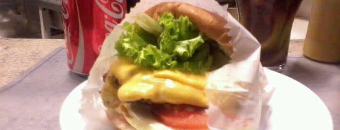 Chicohamburger is one of 20 favorite restaurants.