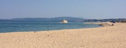 Kakoudia Beach is one of Lugares guardados de MarkoFaca™🇷🇸.