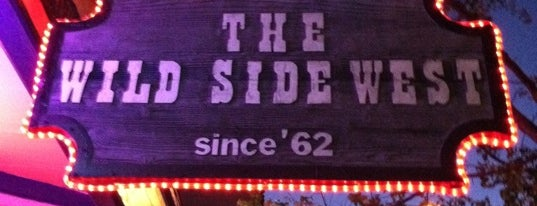 Wild Side West is one of SF.