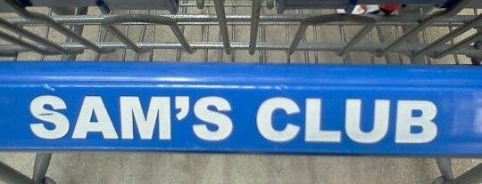 Sam's Club is one of Melhor atendimento.