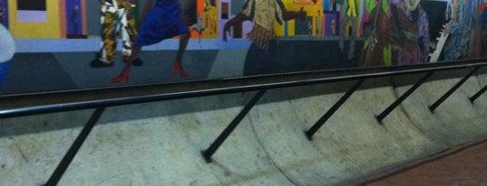 U Street Metro Station is one of ♥ U St..