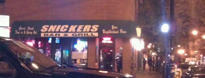 Snickers Bar & Grill is one of Chicago.