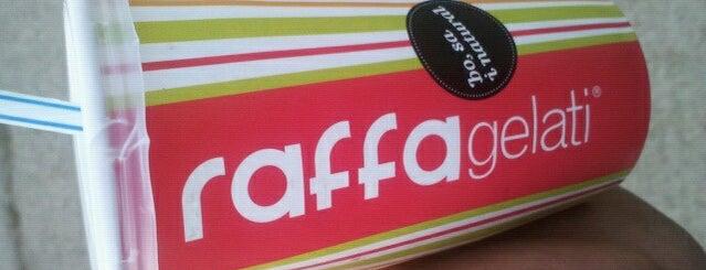Raffa Gelati is one of Tarragona Gastronòmica.