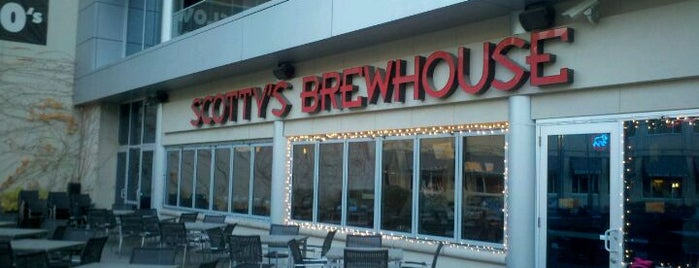 Scotty's Brewhouse is one of Brandon'un Beğendiği Mekanlar.